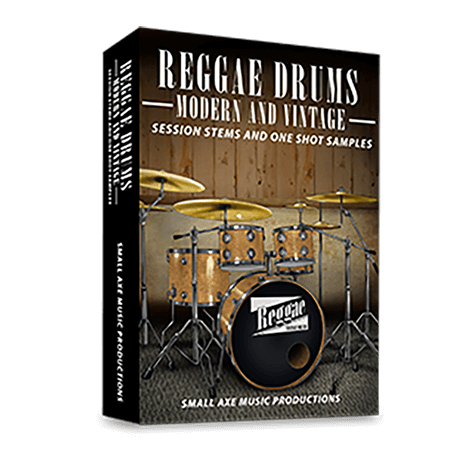 Tropical Samples Reggae Drums