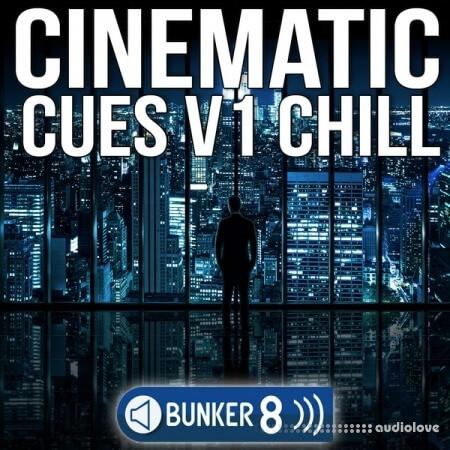 Bunker 8 Digital Labs Cinematic Cues Vol.1 Chill MULTiFORMAT