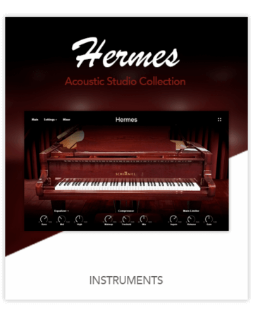Muze PA Hermes KONTAKT