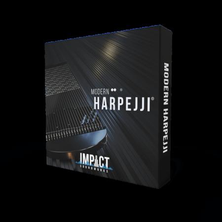 Impact Soundworks Modern Harpejji