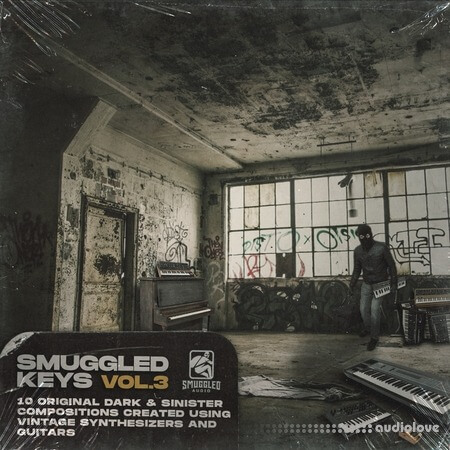 Smuggled Audio Smuggled Keys Vol.3 (Compositions and Stems) WAV