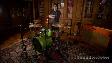 MixWithTheMasters STEVE ALBINI Tracking Drums #3