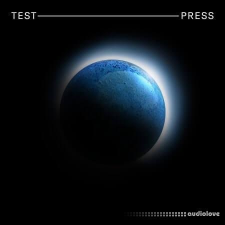 Test Press Dark Garage WAV MiDi