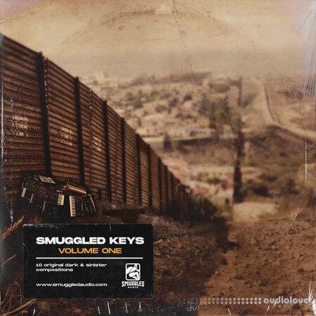 Smuggled Audio Smuggled Keys Vol.1 (Compositions and Stems)
