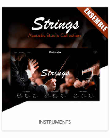 Muze Strings Ensemble KONTAKT