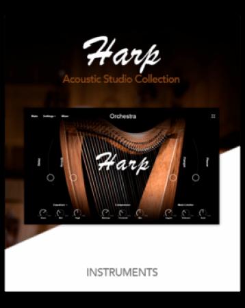 Muze Concert Harp