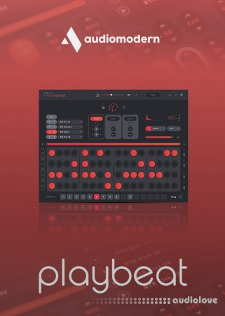 Audiomodern Playbeat v2.3.3 WiN MacOSX