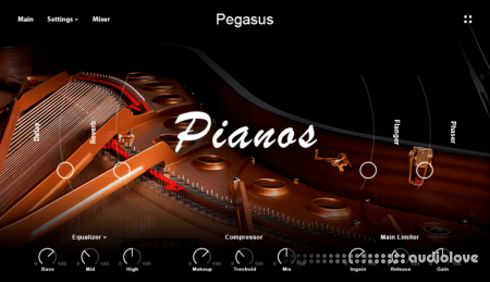 Muze PA Pegasus