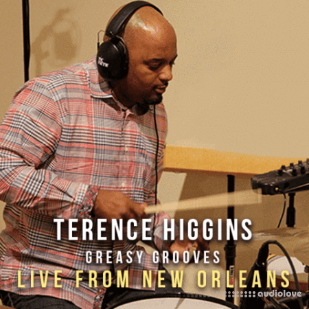 The Loop Loft Terence Higgins: Greasy Grooves MULTiFORMAT