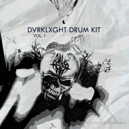 Dvrklxght Drum Kit Vol.1 WAV Synth Presets