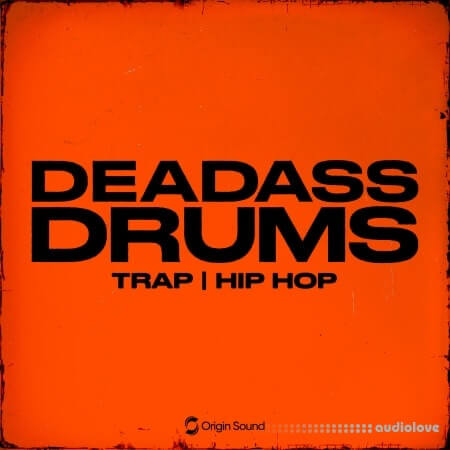 Origin Sound Deadass Drums