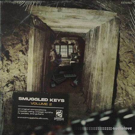 Smuggled Audio Smuggled Keys Vol.2 (Compositions and Stems) WAV