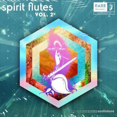 RARE Percussion Spirit Flutes Vol.2 WAV
