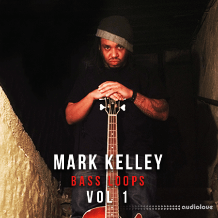 The Loop Loft Mark Kelley: Bass Loops Vol.1 MULTiFORMAT