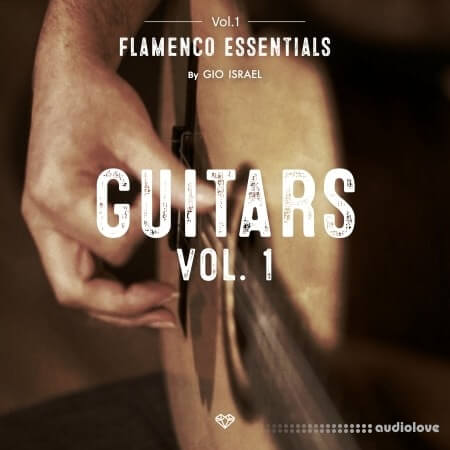 Gio Israel Flamenco Essentials Guitars Vol.1