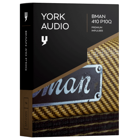 York Audio BMAN 410 P10Q Impulse Response