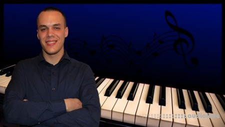 Udemy Complete Beginner Piano Course TUTORiAL
