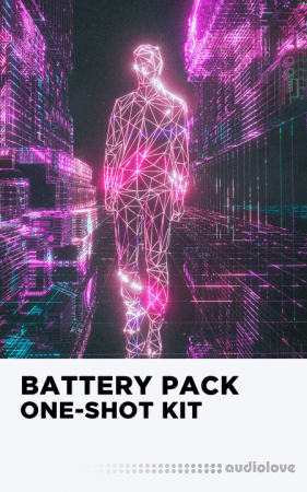IBEENART Battery Pack (ONE SHOT KIT) WAV
