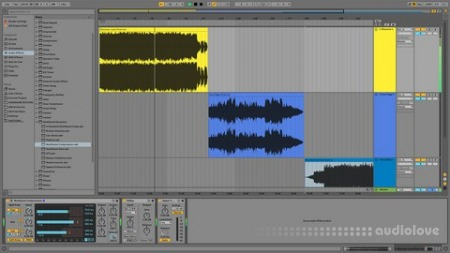 Udemy Learn Step-By-Step How To Make A Track In Ableton Live 11 TUTORiAL