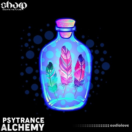SHARP Psytrance Alchemy WAV MiDi