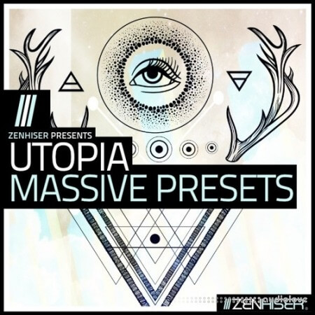 Zenhiser Utopia Massive Presets WAV MiDi Synth Presets