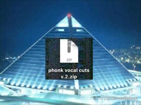 PHONK Vocal Pack Vol.2 and  PHONK Sample Pack Vol.2