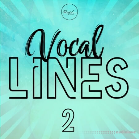 Roundel Sounds Vocal Lines Vol.2 WAV MiDi