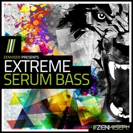 Zenhiser Extreme Serum Bass Synth Presets