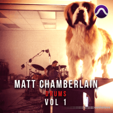 The Loop Loft Matt Chamberlain Drums Vol.1
