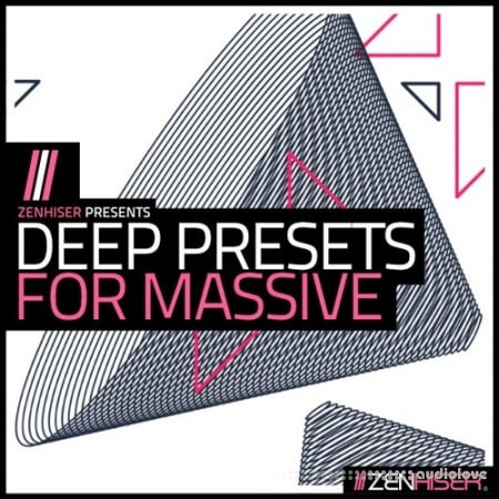 Zenhiser Deep Presets For Massive WAV MiDi Synth Presets