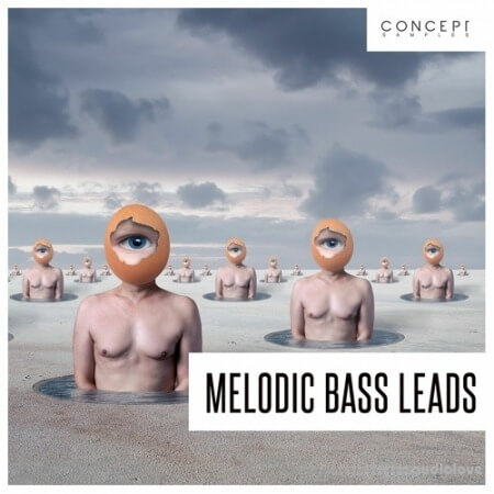 Concept Samples Melodic Bass Leads WAV