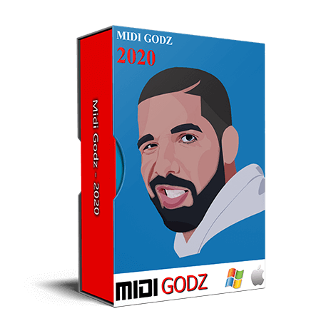 Midi Godz Drake Type Kit WAV MiDi