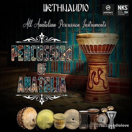 Ethnaudio Percussion Of Anatolia KONTAKT