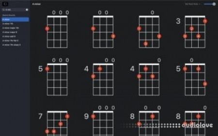 JSplash UkeLib Chords Pro