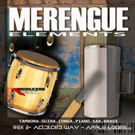 Producers Vault Merengue Elements MULTiFORMAT