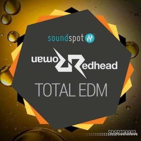 SoundSpot Redhead Roman Total EDM WAV MiDi Synth Presets