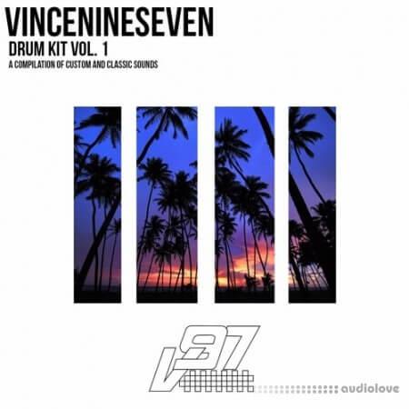 VinceNineSeven Drumkit Vol.1