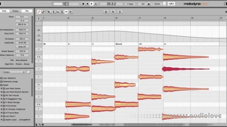 Udemy Learn Melodyne 5 the Ultimate Guide