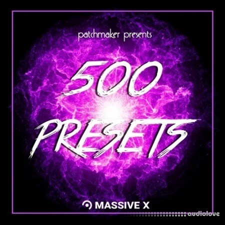 Patchmaker 500 Presets Massive X