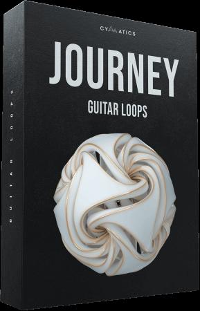 Cymatics Journey Guitar Loops WAV