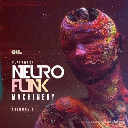 Black Octopus Sound Neurofunk Machinery Vol.4