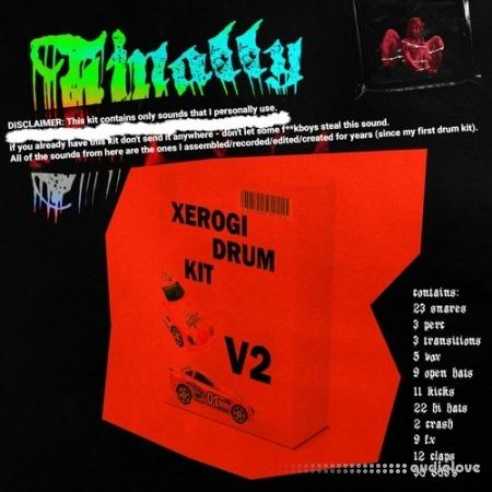XEROGI Drum Kit Vol.2