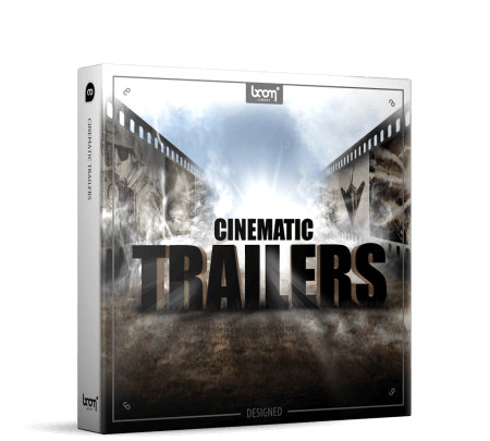 Boom Library Cinematic Trailers Designed