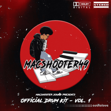 macshooter Official Drum Kit Vol.1
