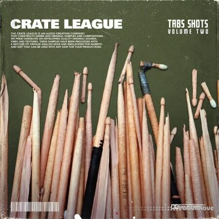 The Crate League Tab Shots Vol.2