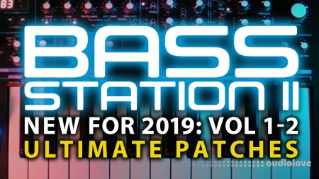 Ultimate Patches Novation Bass Station II Ultimate Patches Synth Presets