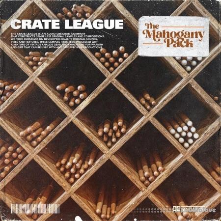 The Crate League Tab Shots Vol.7 Mahogany