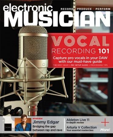 Electronic Musician June 2021 PDF