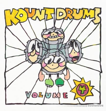 The Kount Kount Drums Vol.4