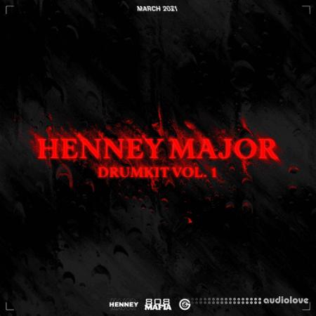 Henney Major 808 Mafia Drumkit Vol.1